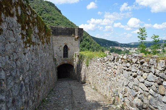 Foix, France: Entrada