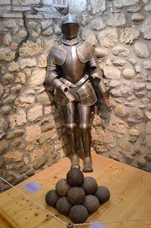 Foix, France: Interiores del Castillo