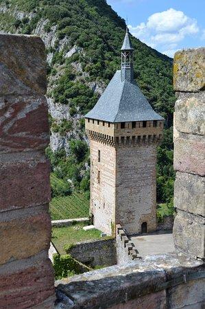 Foix, France: Vistas desde la torre principal