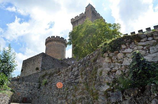 Foix, France: El castillo