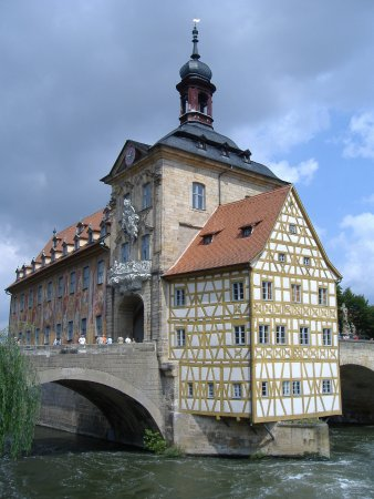 Photo of Historic Site Altes Rathaus at Obere Brucke 1, Bamberg 96049, Germany