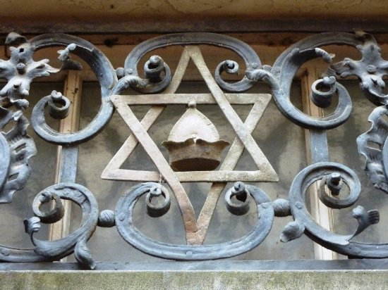 Official Symbol Of Prague Jewish Community Picture Of Jewish