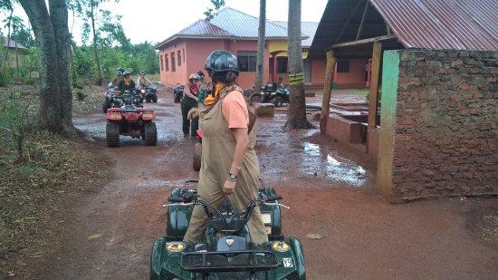Jinja, Uganda: After the rain... Set to continue... #POATE2017