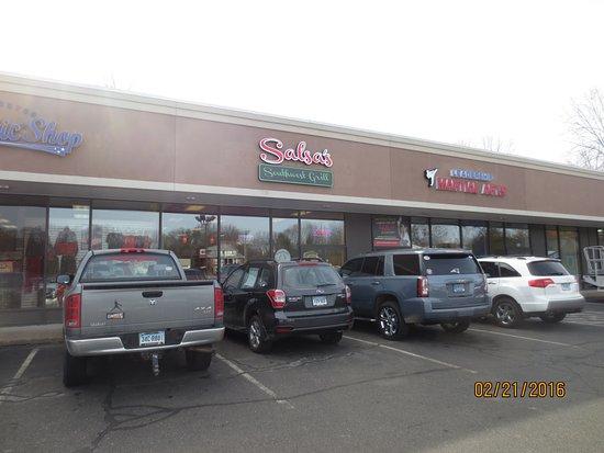 Salsa's Southwest Grill: restaurant front