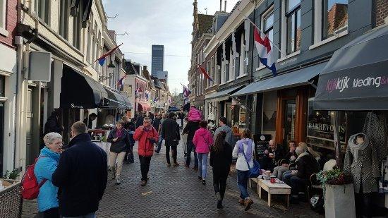 Leeuwarden, Paesi Bassi: Leukste Winkelstraatje van Nederland!