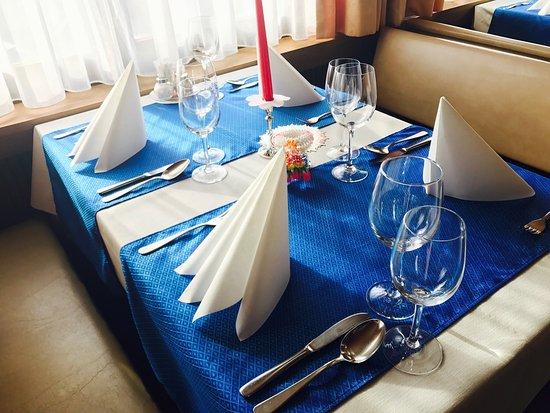 Burgistein, Switzerland: Restaurant zum Bahnhof