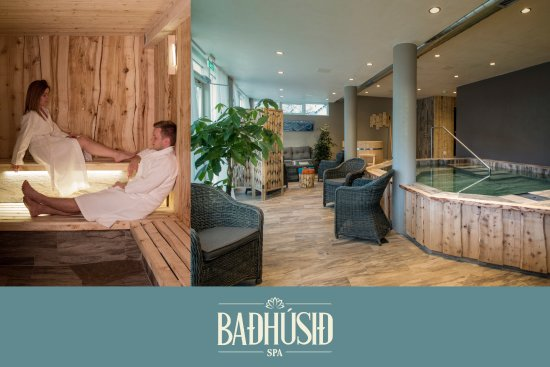 Guesthouse Egilsstadir: Baðhúsið - Spa