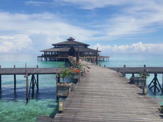 Lankayan Island Dive Resort Photo