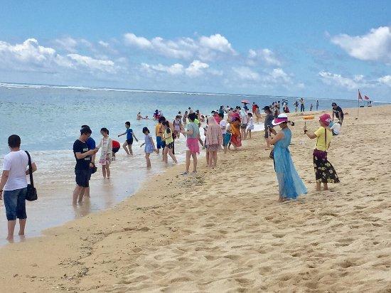 Ayodya Resort Bali: Tagesgäste ab ca. 11:00h / täglich