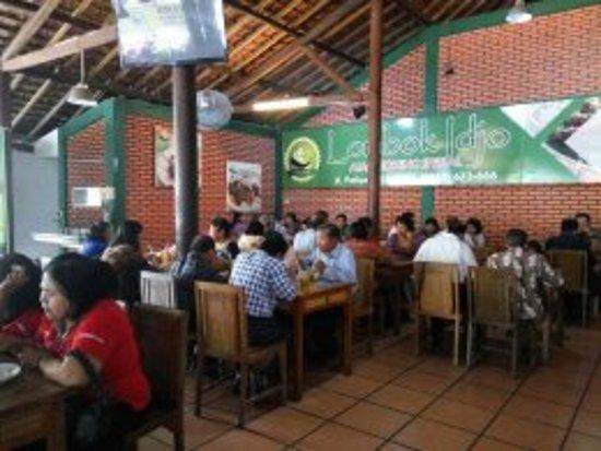 Kediri, Indonesia: santai