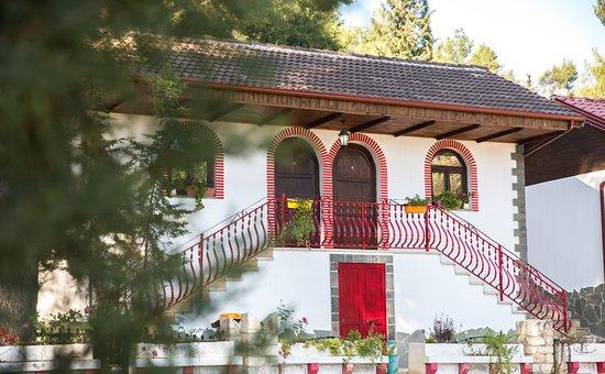 Castle Park: outlying lodges