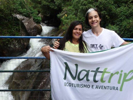 Itatiaia, RJ: Inicio da Trilha para as cachoeiras