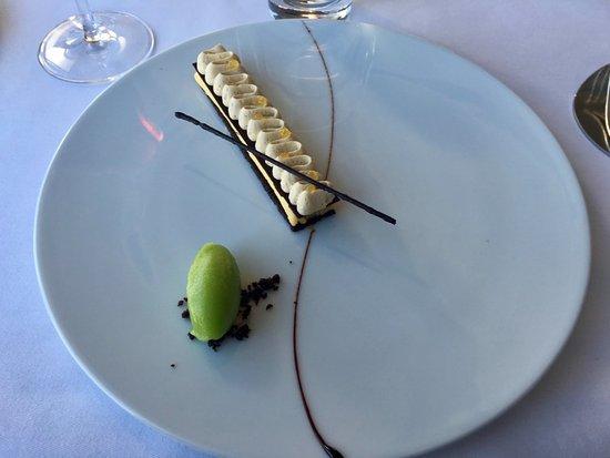 Бульяк, Франция: Dessert