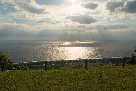 Oshima-gun Kikai-cho, Japan: 南東方向の海