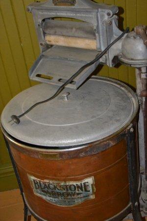 Chambord, Canadá: Machine à laver