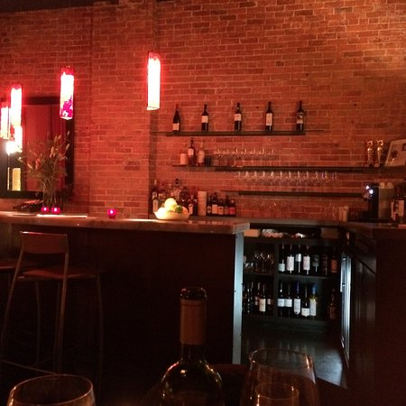 Emilitsa : Bar area