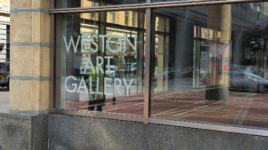‪Weston Art Gallery‬