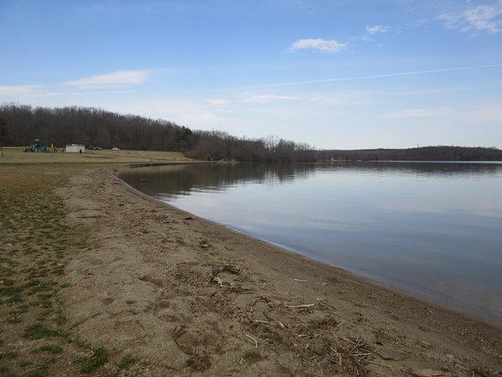 Oxford, OH: Hueston Woods State Park-Acton Lake Beach