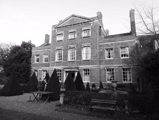 Godmanchester, UK: rear of hall