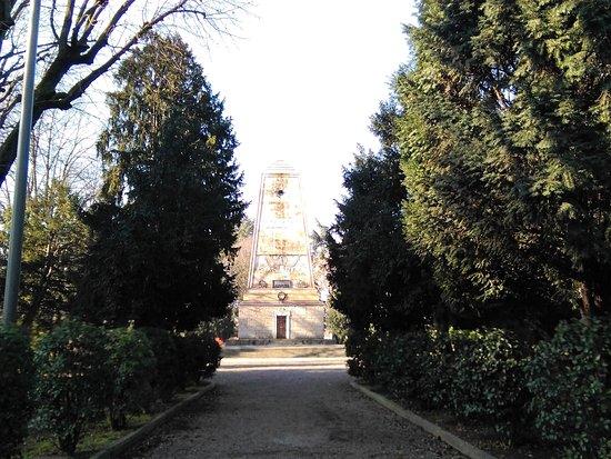 Magenta, Italie : Ossario della battaglia