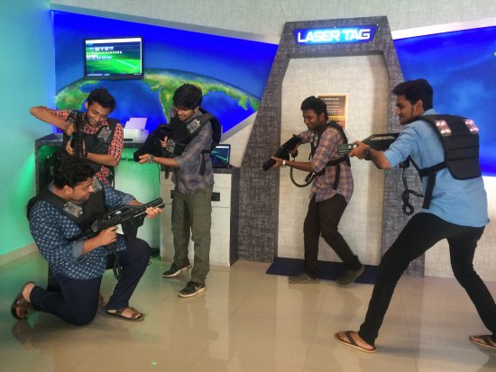 Laser Tag Manipal