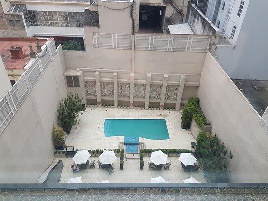 Regal Pacific Hotel Buenos Aires: Vista desde la habitación