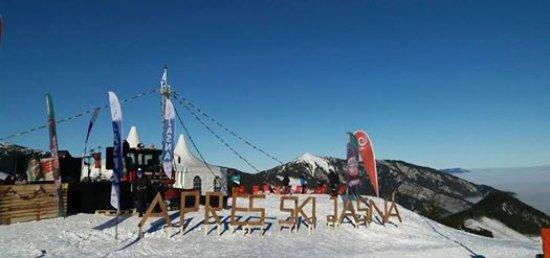Liptovsky Mikulas, Slovaquie : Jasná lyžiarsky areál