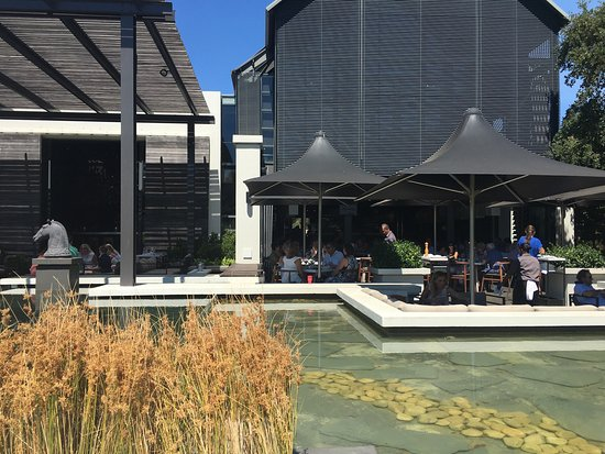 Catharina's Restaurant at Steenberg: Steenberg restaurant 02.2017