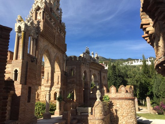 Castillo de Colomares: Вид 4