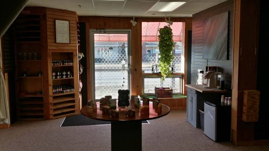 Milton, VT: We sell locally made items from Vermont and our very own products.