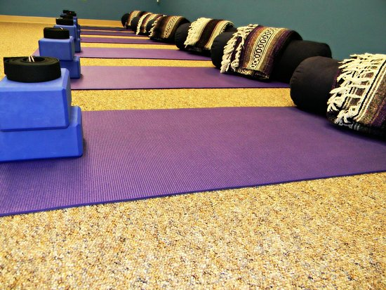 Milton, VT: We offer yoga classes every week for all levels