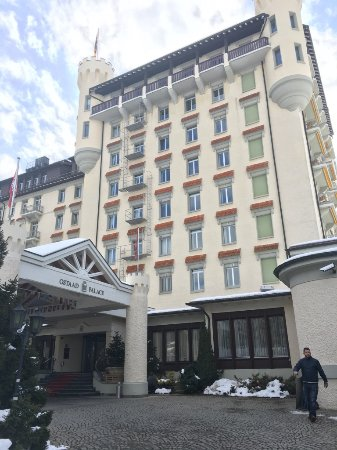 Gstaad Palace Hotel: hotel