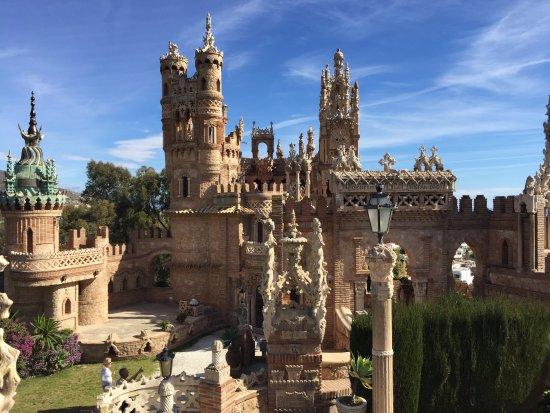 Castillo de Colomares: Вид 2