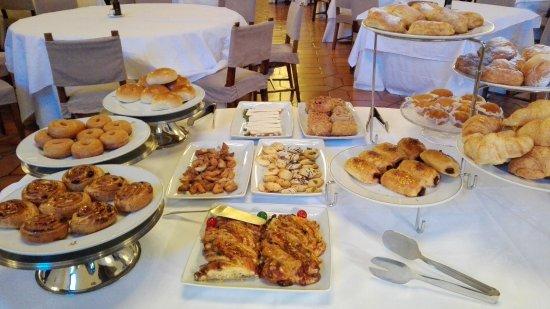 Parador de Cuenca: Desayuno.cena.restaurante parador