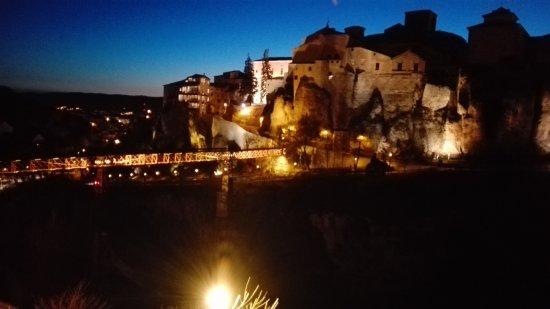 Parador de Cuenca: Nocturno.interiores