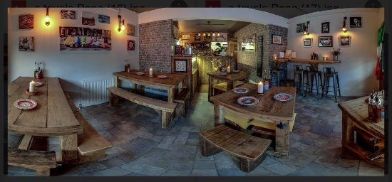 Inside A Tavola