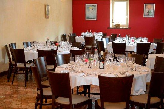 La Table du Meunier: La Loire, Salle pour Groupes et séminaires