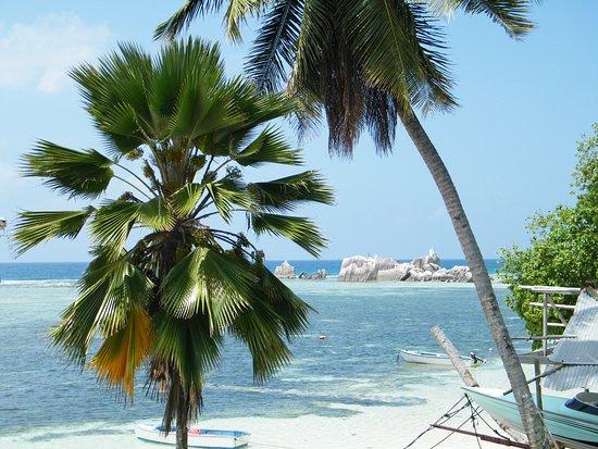 La Passe, Seychelles: View from Balcony