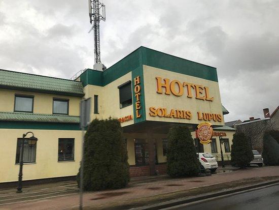 Kalisz Pomorski, โปแลนด์: Hotel
