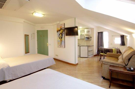 Hotel apartamentos aralso bewertungen fotos segovia spanien tripadvisor - Apartamentos aralso segovia ...