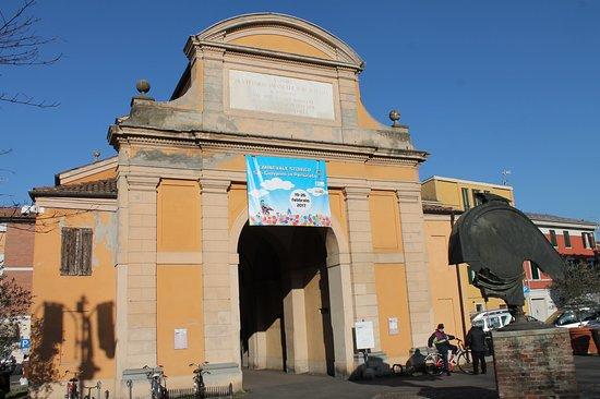Porta Vittoria detta Porta di Sopra
