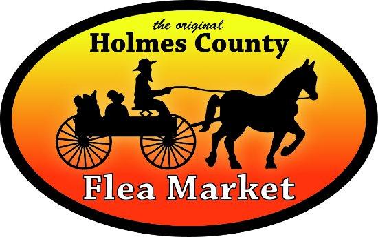 Berlin, Ohio: Holmes County Flea Market, since 1989