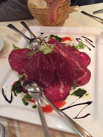Wurselen, Germany: starter: beef