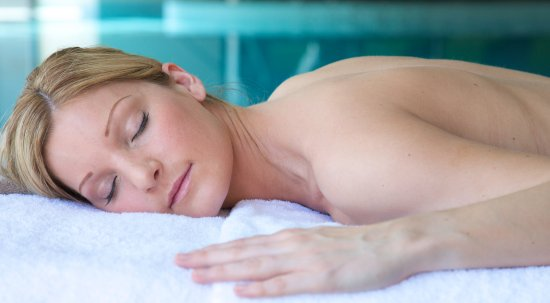 St Austell, UK: The Clearing Spa at The Cornwall Hotel Spa & Estate