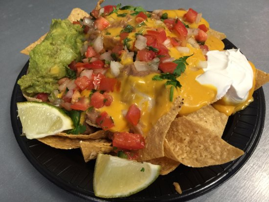Post Falls, ID: Our hot, fresh Nachos