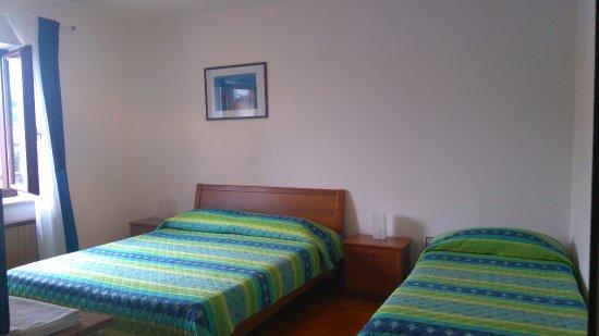 Sezana, Slovenië: Second room