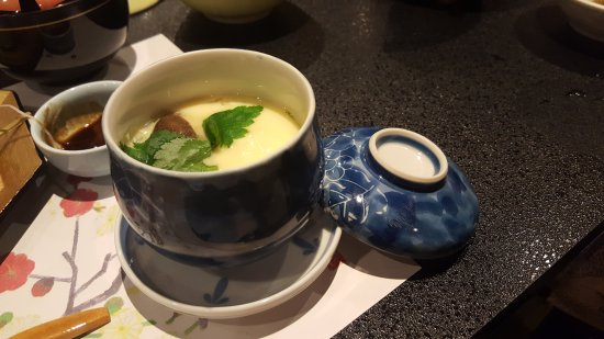 Ohanabo : steamed egg