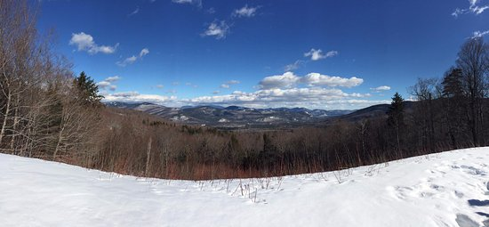 Bartlett, NH: Top of Bear Mountain