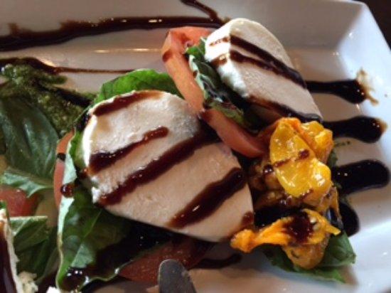 Tastebuds Coffee & Wine: Caprese salad....delicious