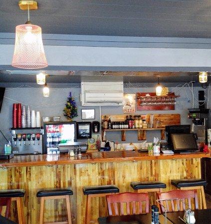 Foley, AL: Bar area